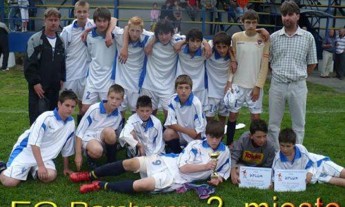 Finálový turnaj žiakov o majstra okresu (Parchovany, 13.06.2009)