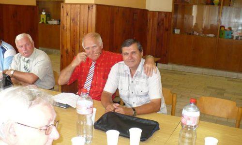 Seminár rozhodcov a delegátov ObFZ Trebišov (Trebišov, 25.07.2009)