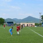 Finálový zápas kategórie U15 (TJ Lokomotíva ŠM Michaľany – TJ ŠM Streda nad Bodrogom)