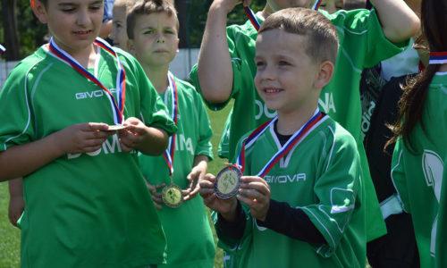 O. ročník futbalového turnaja prípraviek o pohár predsedu TMK ObFZ Trebišov