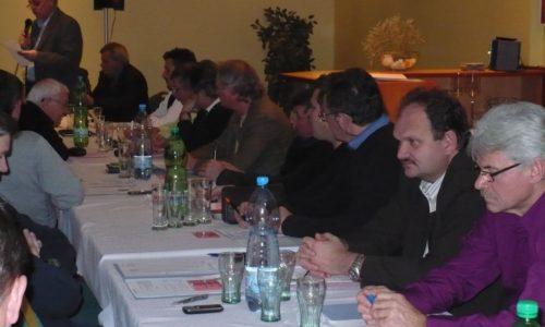 Konferencia ObFZ Trebišov (Trebišov, 13.01.2012)