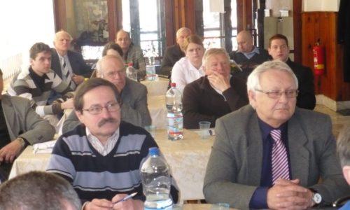 Seminár rozhodcov a delegátov ObFZ Trebišov (Trebišov, 03.03.2012)