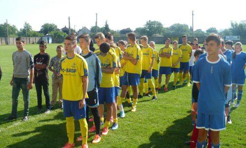 Finálový turnaj U15 (Michaľany 4.6.2016)