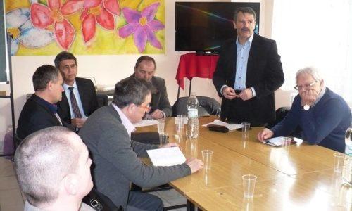 Seminár rozhodcov a delegátov ObFZ Trebišov (Trebišov, 4.3.2017)