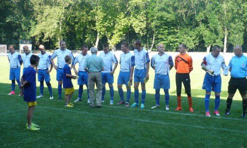Kvalifikačné stretnutie o postup do V.ligy Úpor – Malý Horeš (Slavoj Trebišov, 11.6.2017)
