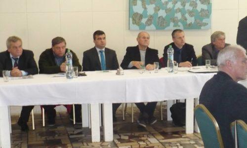 Konferencia ObFZ Trebišov (02.12.2017 v Trebišove)