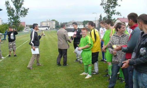 Finálový turnaj dorastencov o majstra okresu (Slovenské Nové Mesto, 2009)