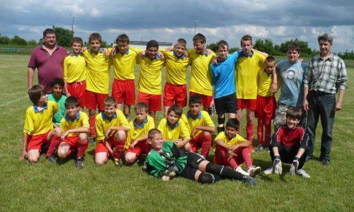 Finálový turnaj žiakov o majstra okresu (Kráľovský Chlmec, 19.06.2010)
