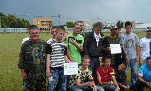 Finálový turnaj dorastencov o majstra okresu (Malý Horeš, 20.06.2010)