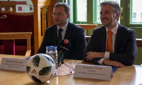 Rozlosovanie Krajskej futbalovej ligy