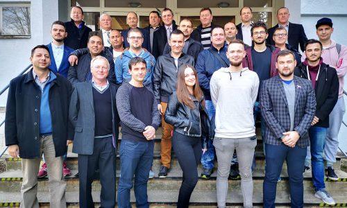 Seminár rozhodcov a delegátov ObFZ Trebišov (17.03.2019)