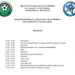 Program seminára rozhodcov a delegátov (Trebišov, 17.03.2019)