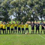 FK Kysta si prevzala pohár pre najlepšie družstvo VII. ligy v súťažnom ročníku 2020/21